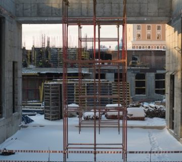 Essential Winter Construction Safety Tips